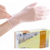 Перчатки виниловые WALLY PLASTIC
