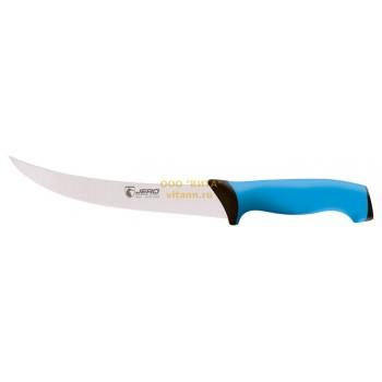 Нож разделочный изогнутый 21 см JERO 1508TR