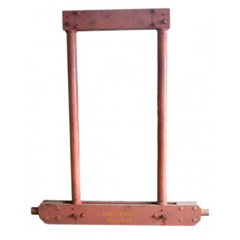 пильная рамка для вертикальной лесопильной рамы Р63-4Б